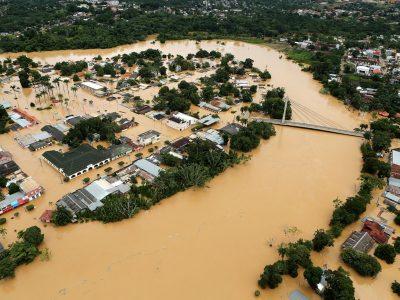 EMERGÊNCIA E DESASTRES